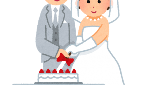 結婚式直前に交通事故